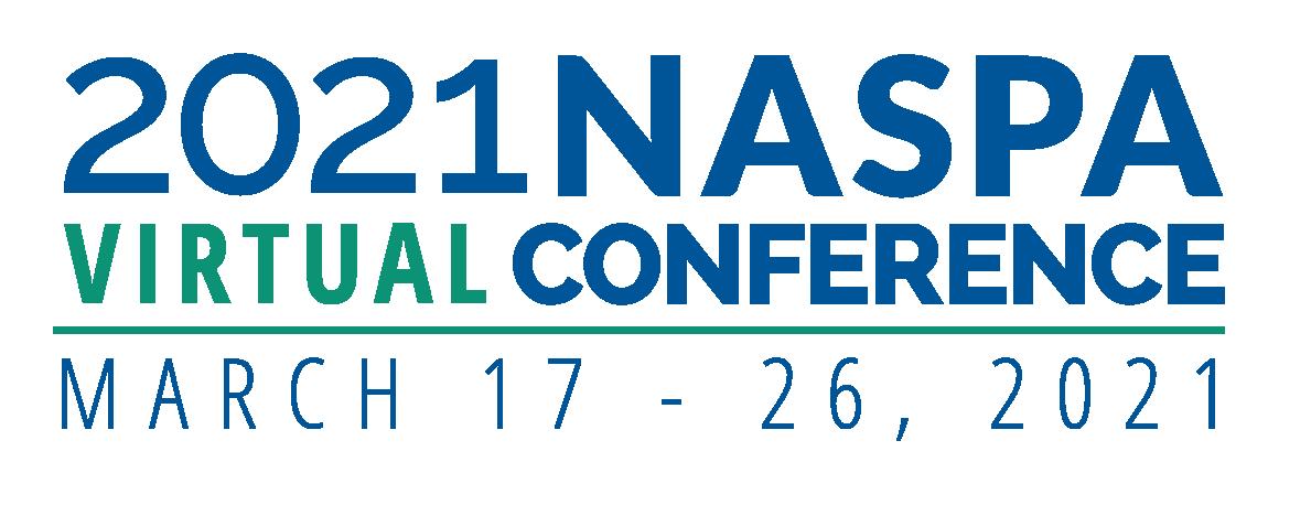 2021 Naspa Virtual Conference 2020 Naspa Annual Conference